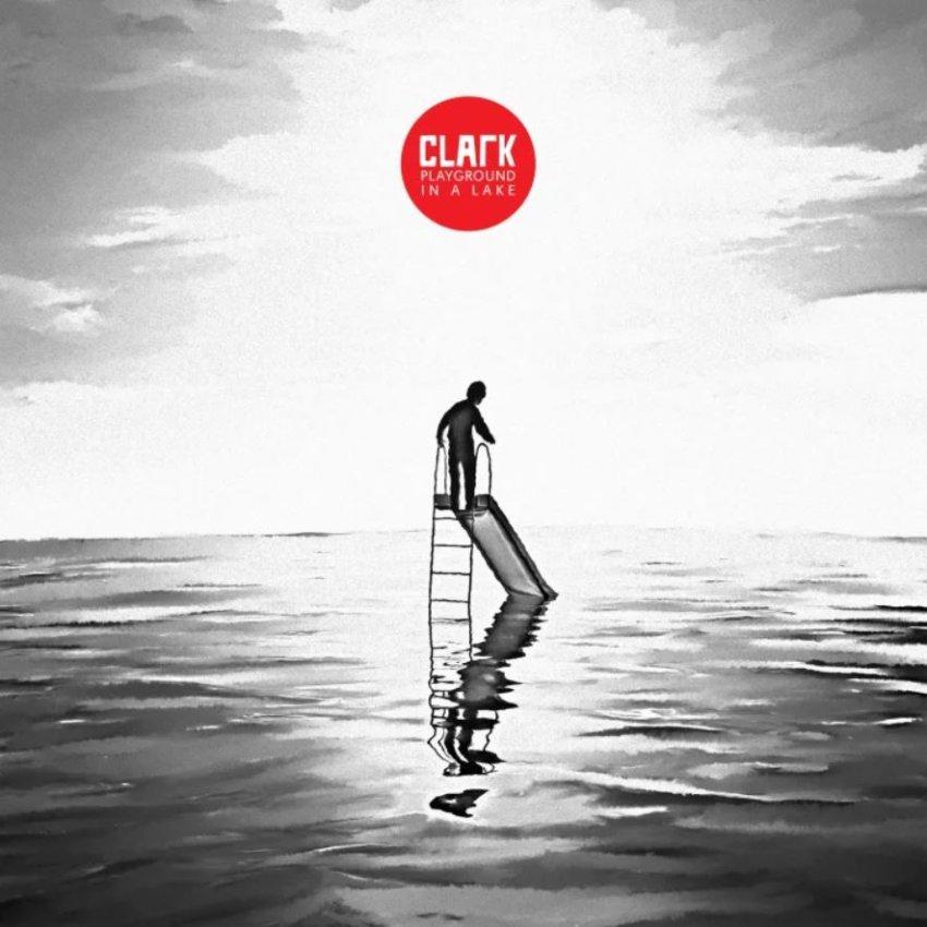 album artwork for CLARK - PLAYGROUND IN A LAKE