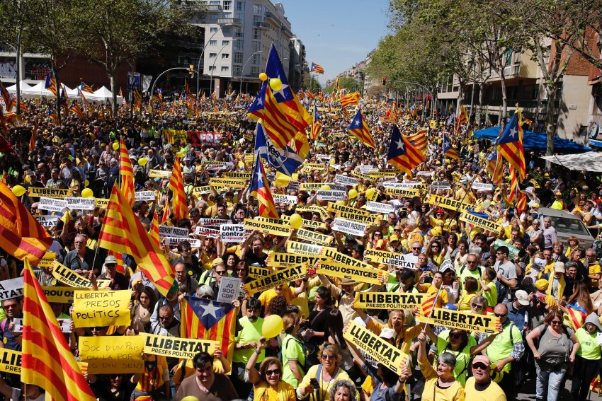 Live Blog: News and analysis on Catalonia's struggle for