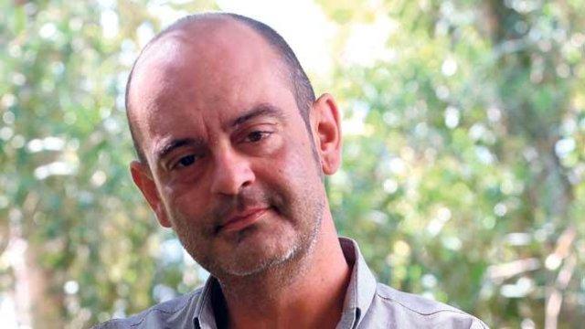 Mallorcan writer, Sebastià Alzamora