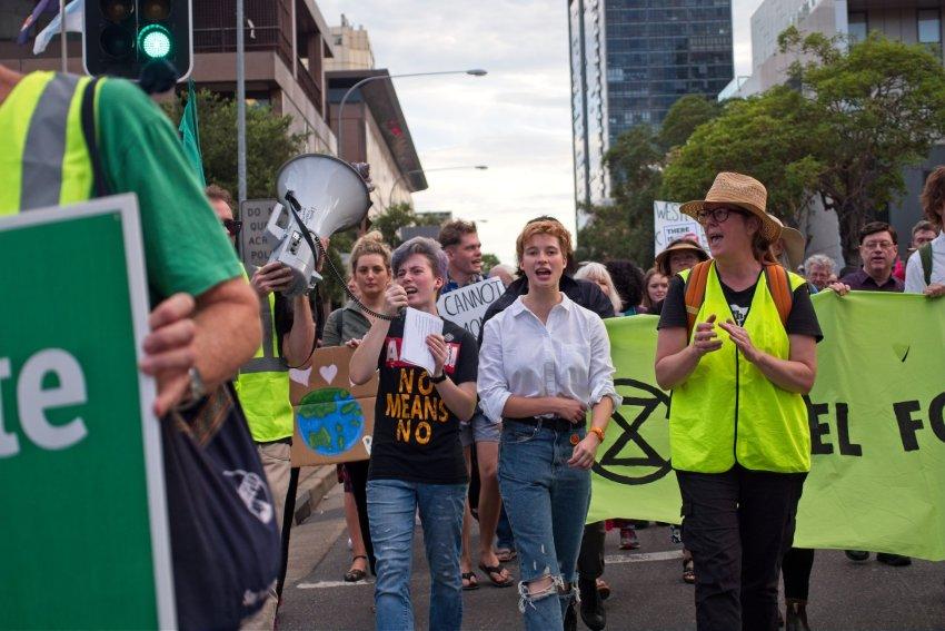 Parramatta, February 25. Photos: Zebedee Parkes