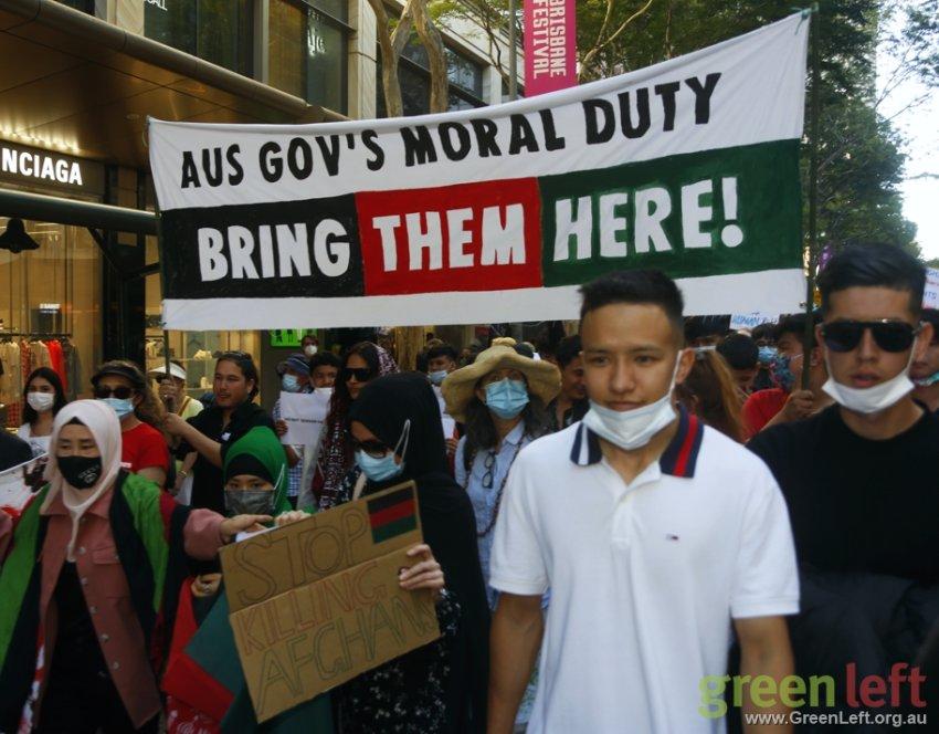 Australia's moral duty: Bring them here
