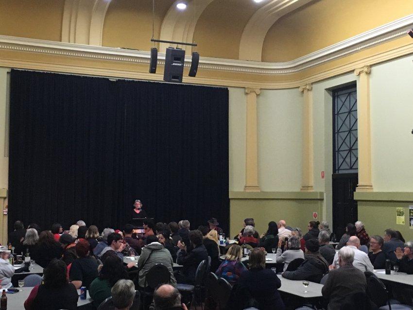 Melbourne Green Left Comedy Debate 2018