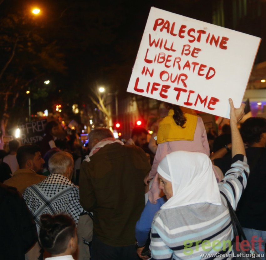 Palestine will be liberated in our lifetime