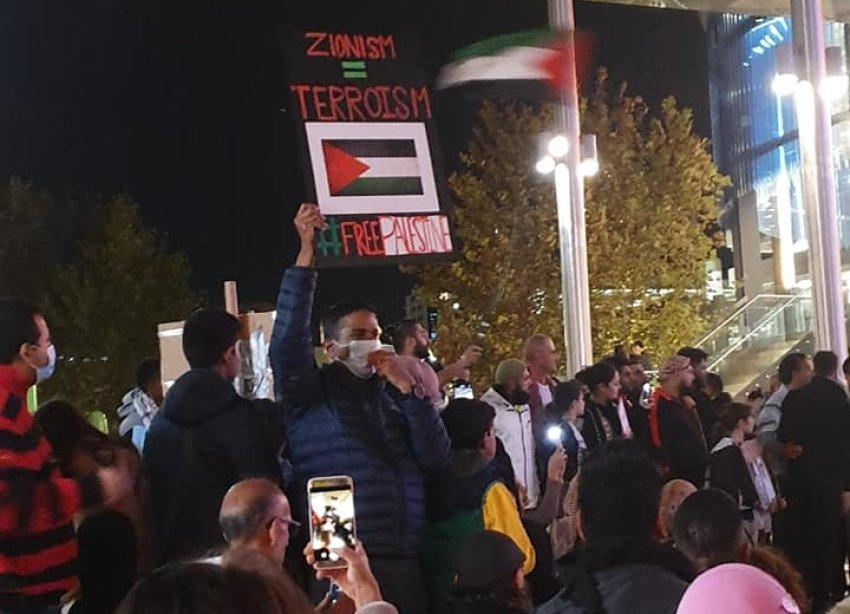 Zionism = terrorism