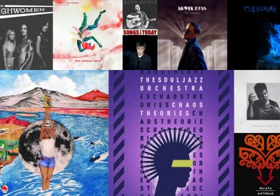 If you don't hear these 10 political albums, you're missing out