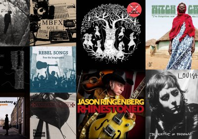 Political and protest albums for March 2021