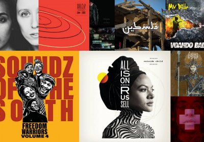 10 new albums to help heal the world - May 2021