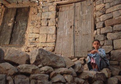 Yemeni child. Photo: Carl Waldmeier/Flickr CC BY-NC-ND 2.0
