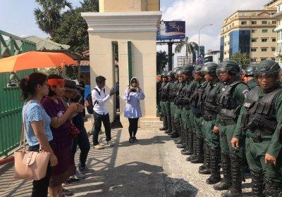 Cambodia International Women's Day 2019