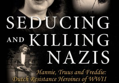 Cover of Seducing and Killing Nazis