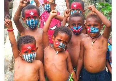 West Papua - children