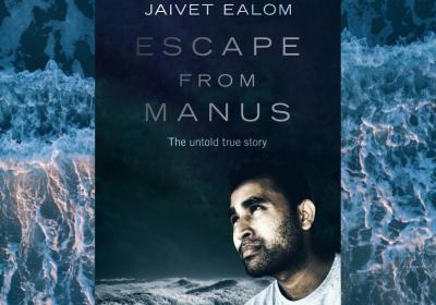 escape from manus book cover