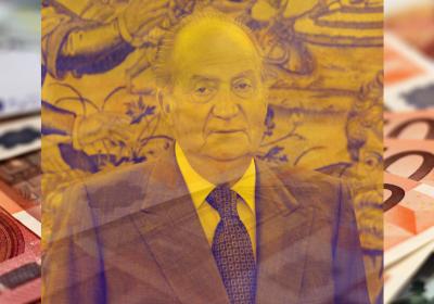 Juan Carlos Spain money