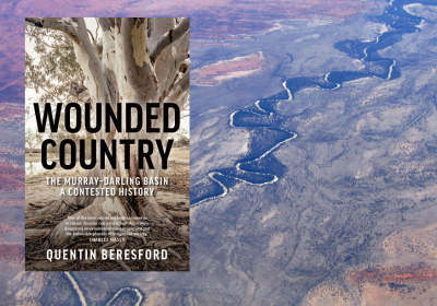 Wounded Country book cover
