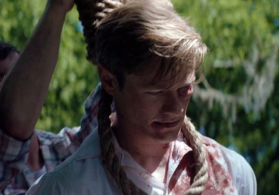 Lucas Till as anti-racism campaigner Bob Zellner in Son of the South
