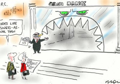 Banks Alan Moir