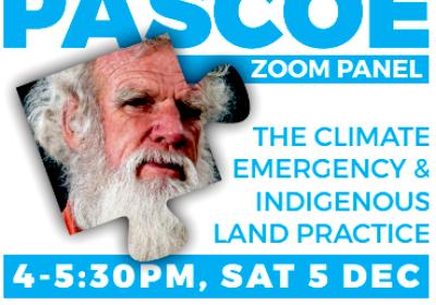 Bruce Pascoe forum