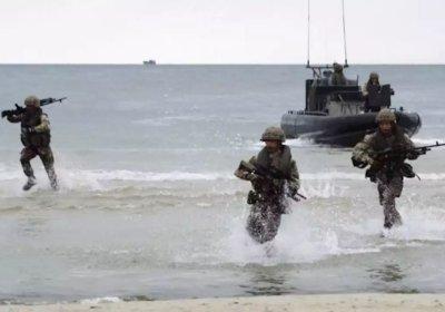 US military conducting exercises in Saudi Arabia