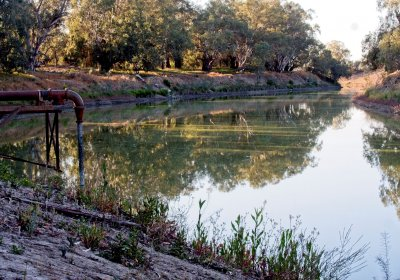 Darling River, Wilcannia, New South Wales