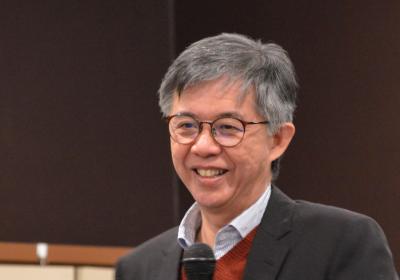 Tian Chua addressing Merdeka (independence) celebration in Sydney on September 1