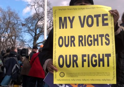 This year's presidential election is the first in 50 years to take place without the full protection of the Voting Rights Act.