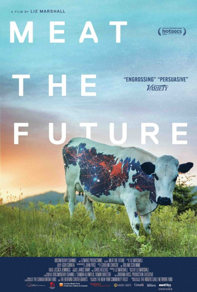 Meat the Future documentary poster