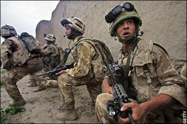 Afghanistan: US soldiers charged over 'kill squad' | Green Left Weekly