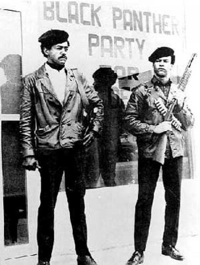 The triumph and the tragedy of the Black Panther Party ...