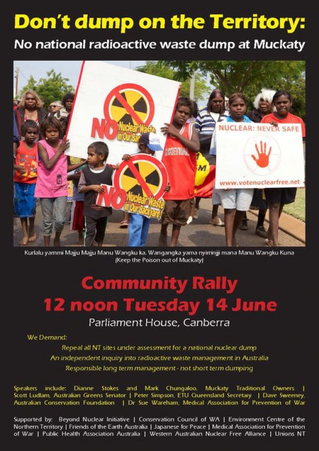 Don't waste the Northern Territory | Green Left Weekly