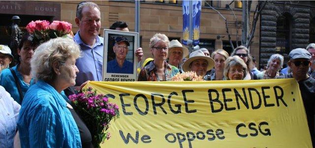 Vale George Bender Origin Has Blood On Its Hands Green Left Weekly