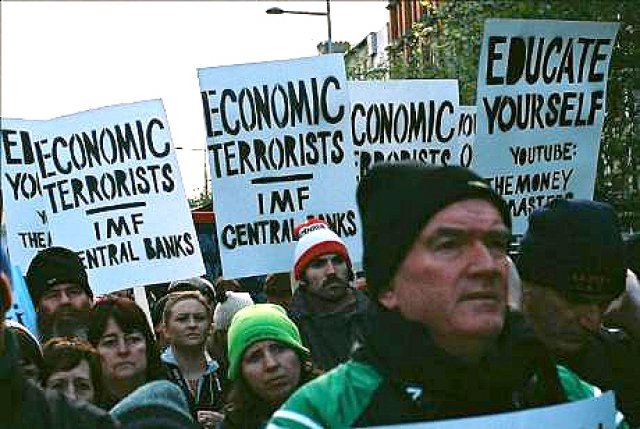 The roots of the Irish crisis | Green Left Weekly