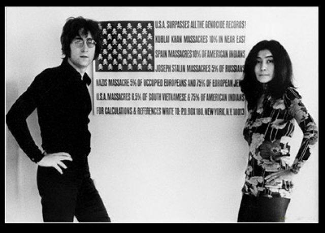 John Lennon Gimme Some Truth Green Left