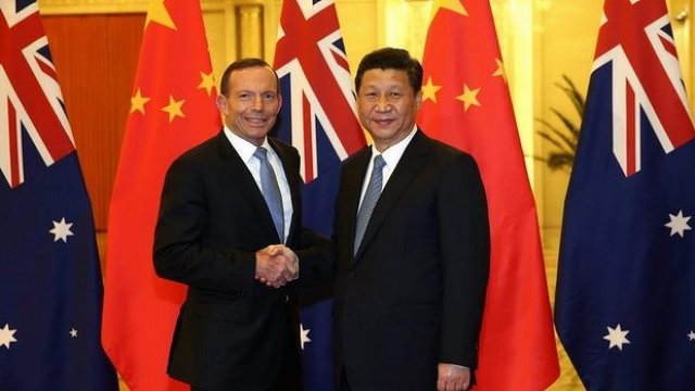 Union Opposition To Australiachina Free Trade Agreement Green