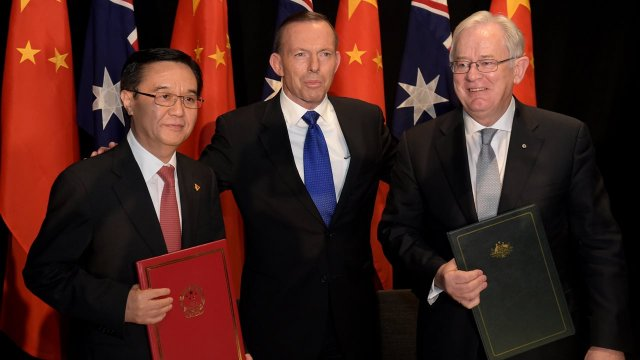 What Is In The China Australia Free Trade Agreement Green Left Weekly