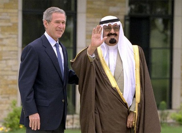 Saudi Arabia: Leaked cable reveals how royals get rich | Green Left