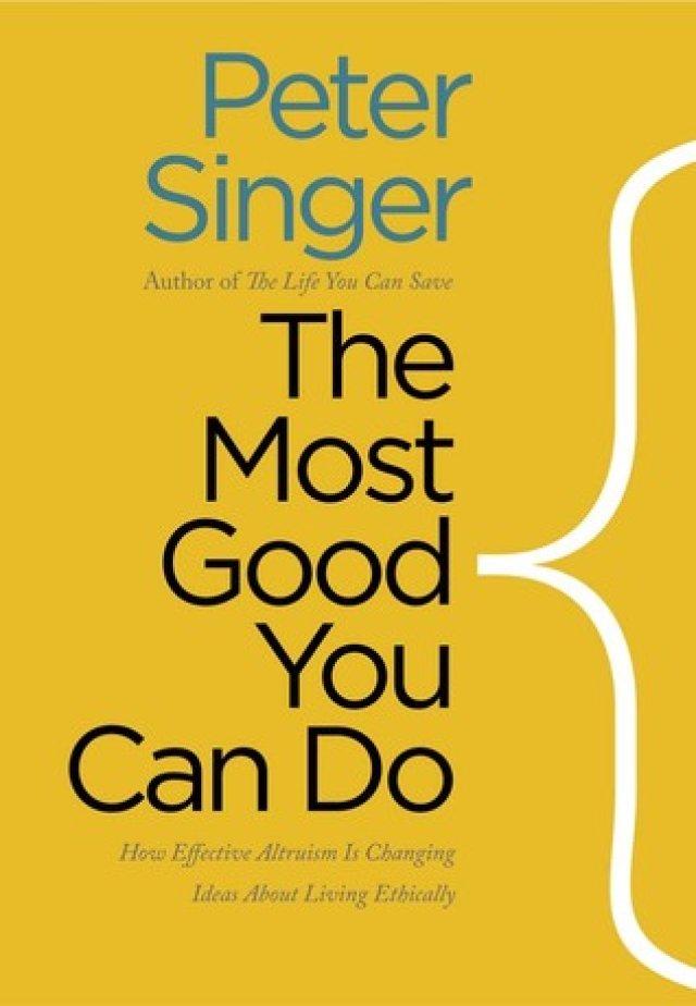 The big blind spots in Peter Singer's 'philanthro-capitalism