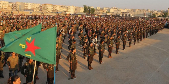 Kurdish future hangs on Kobane resistance | Green Left