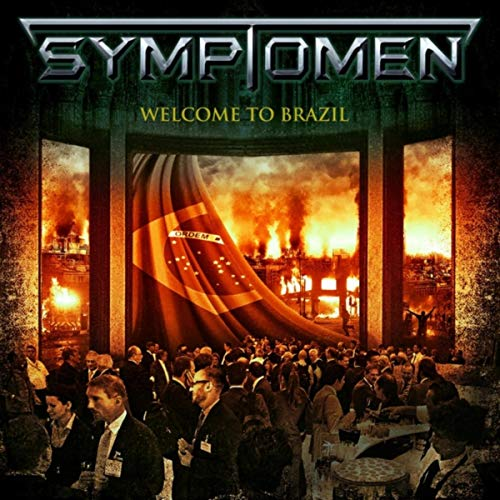 SYMPTOMEN - WELCOME TO BRAZIL album artwork