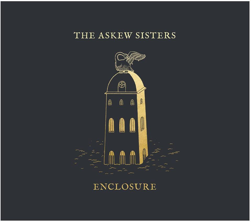 THE ASKEW SISTERS - ENCLOSURE ALBUM ARTWORK
