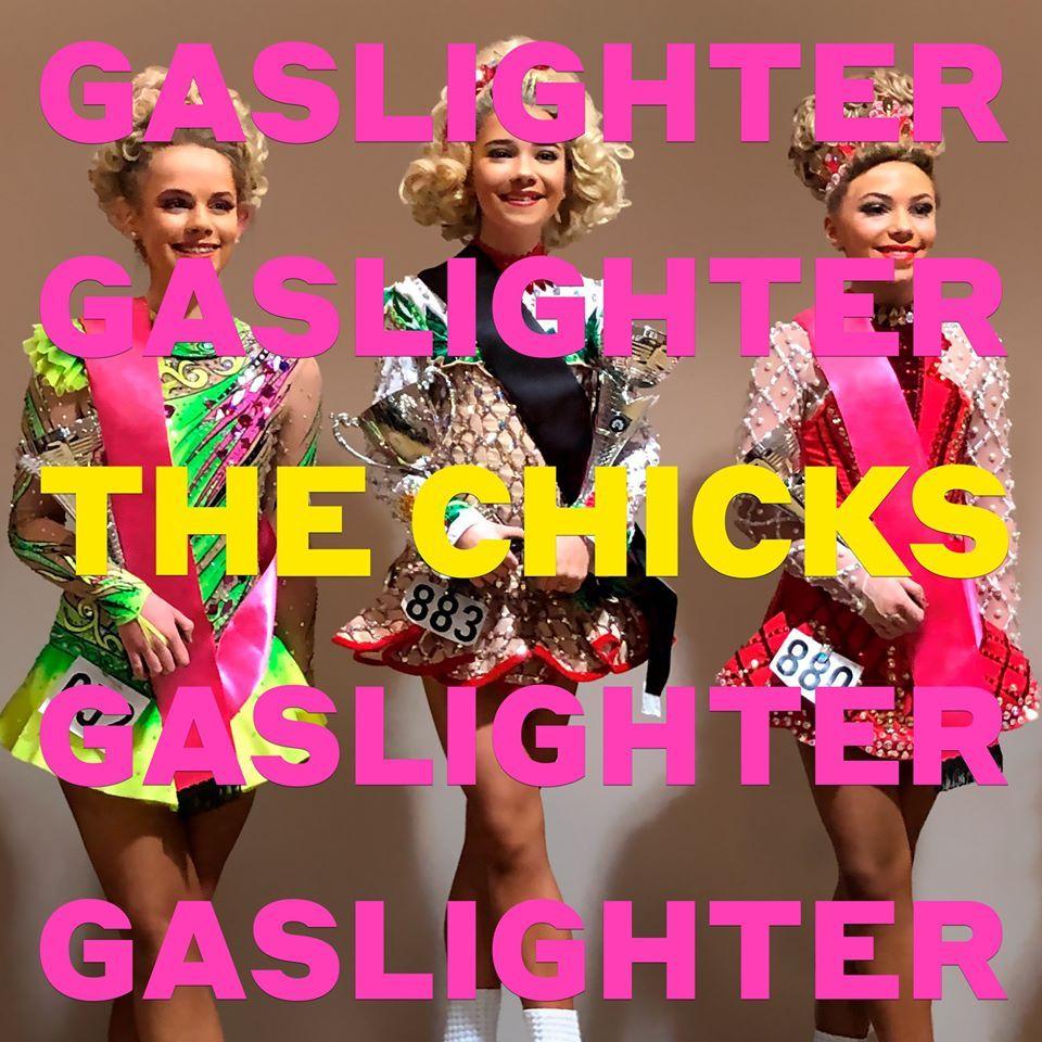 THE CHICKS - GASLIGHTER album artwork