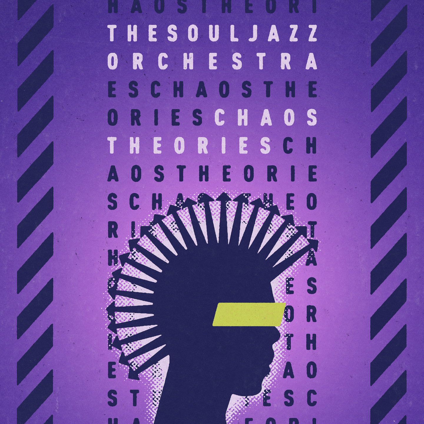 THE SOULJAZZ ORCHESTRA - CHAOS THEORIES album artwork