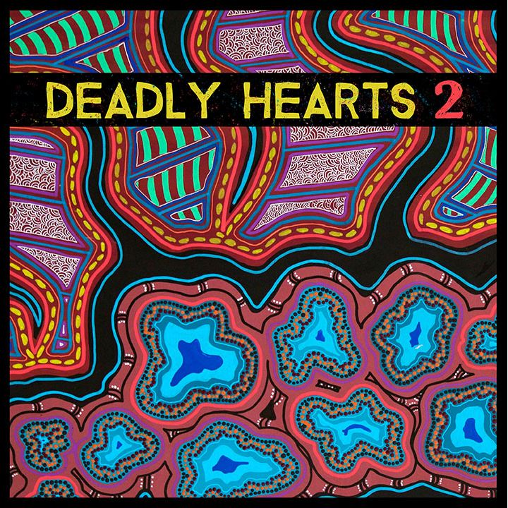 VARIOUS ARTISTS - DEADLY HEARTS 2 album artwork