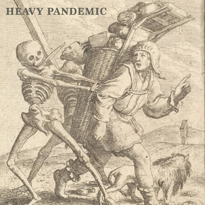 VARIOUS ARTISTS - HEAVY PANDEMIC album artwork