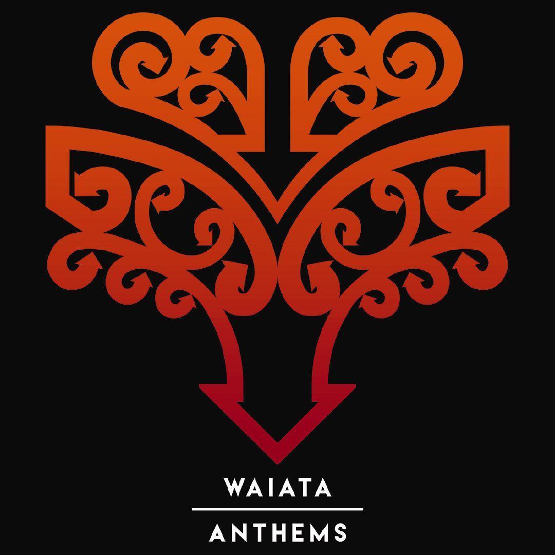 VARIOUS ARTISTS - WAIATA / ANTHEMS album artwork