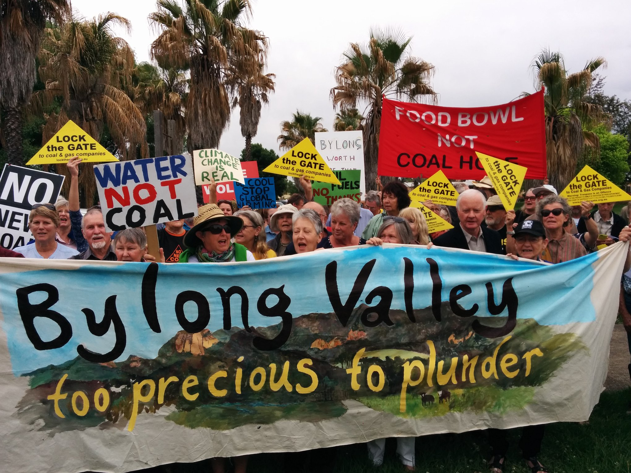 Community rejects Bylong Valley coalmine