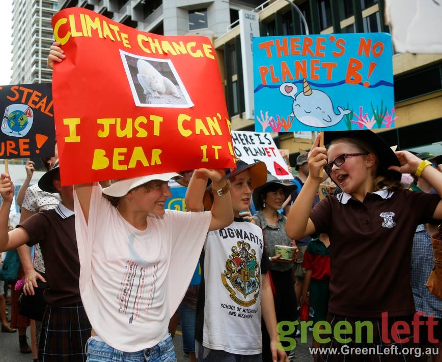 School Strike 4 Climate Organiser: 'We Need Mass Support