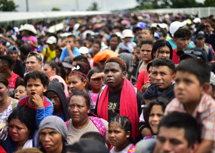 LGBTI youths flee Honduras to escape violence