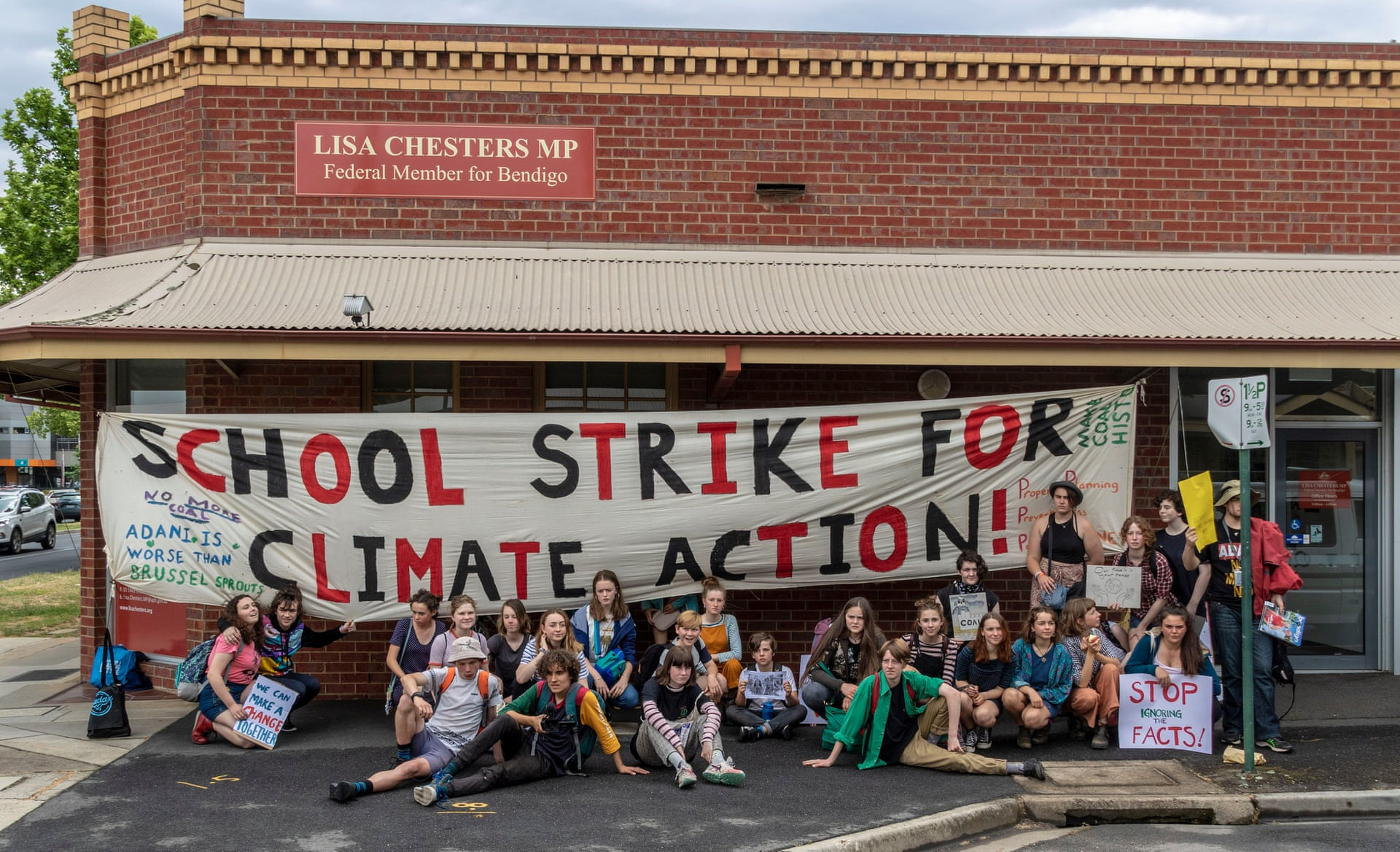 School Strike 4 Climate Twitter: Why Students Are Striking For Climate Action On November