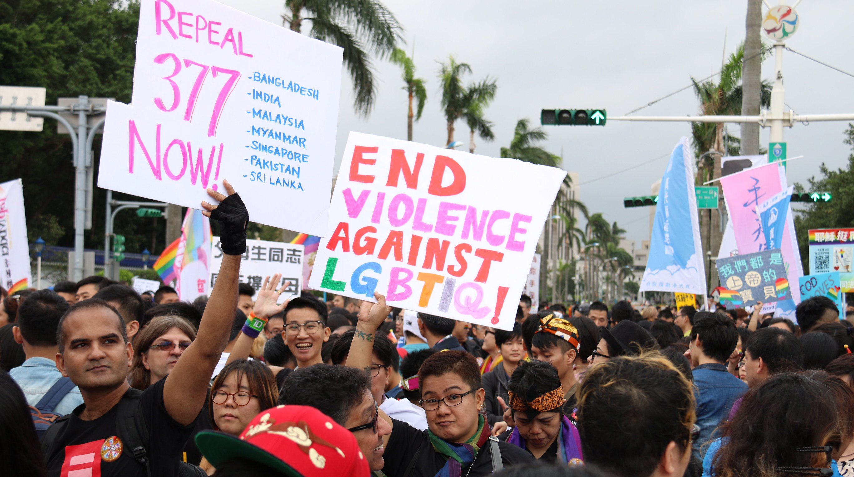 Malaysia: We must decriminalise sex between consenting adults